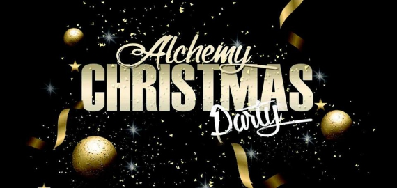 Alchemy Christmas Party
