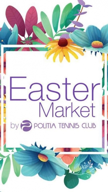Easter Market by Politia Tennis Club